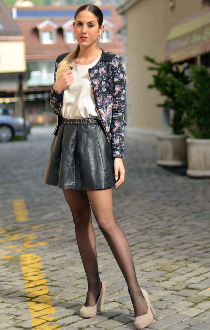 Alison Liaudat, Fashion blog, Swiss