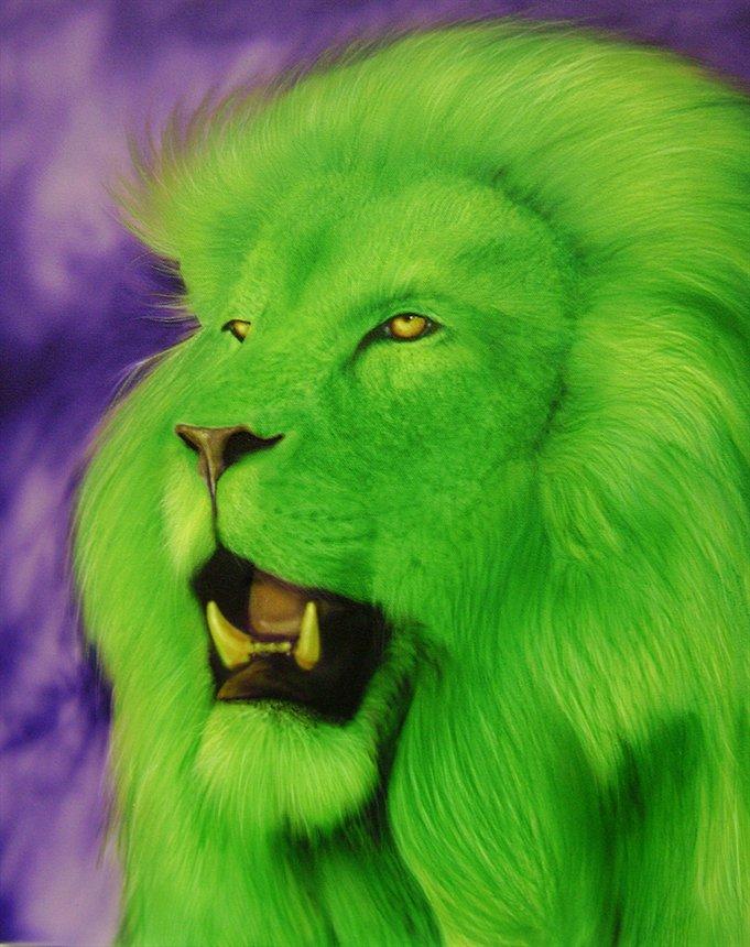 [Invasion!] Revenge of the Alien Alliance Green+lion,+Felipe+Soltero