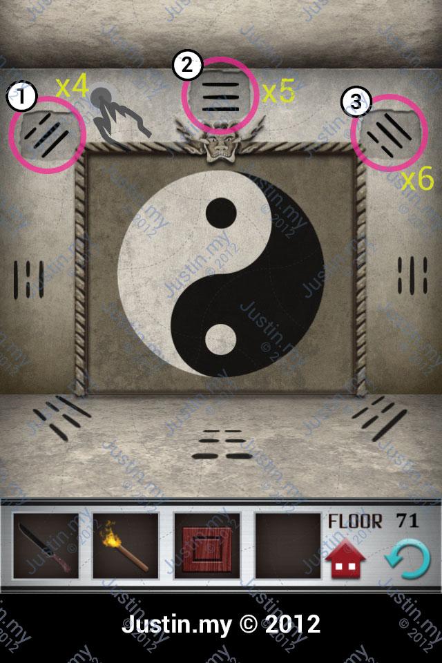 100 Floors Answer 100 Floors Level 72 Answer
