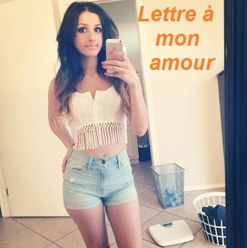 Lettre à mon amour