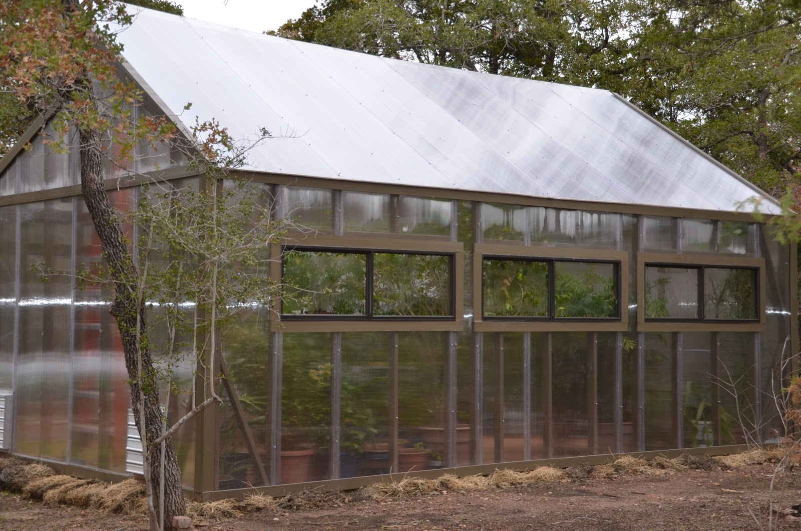 Garden Ally Passive Solar And Other Hot Topics