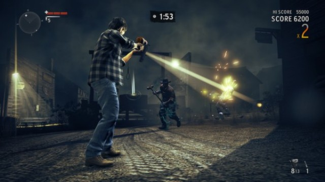 Alan Wake American Nightmare PC Gameplay