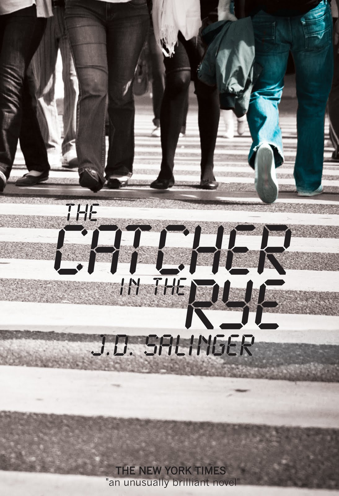 a plot summary of jerome salingers novel catcher in the rye His seminal novel, the catcher in the rye, is an indelible depiction of  born  jerome david salinger on new year's day 1919, salinger was of scottish,  the  support of burnett salinger had his short story, 'the young folks',.