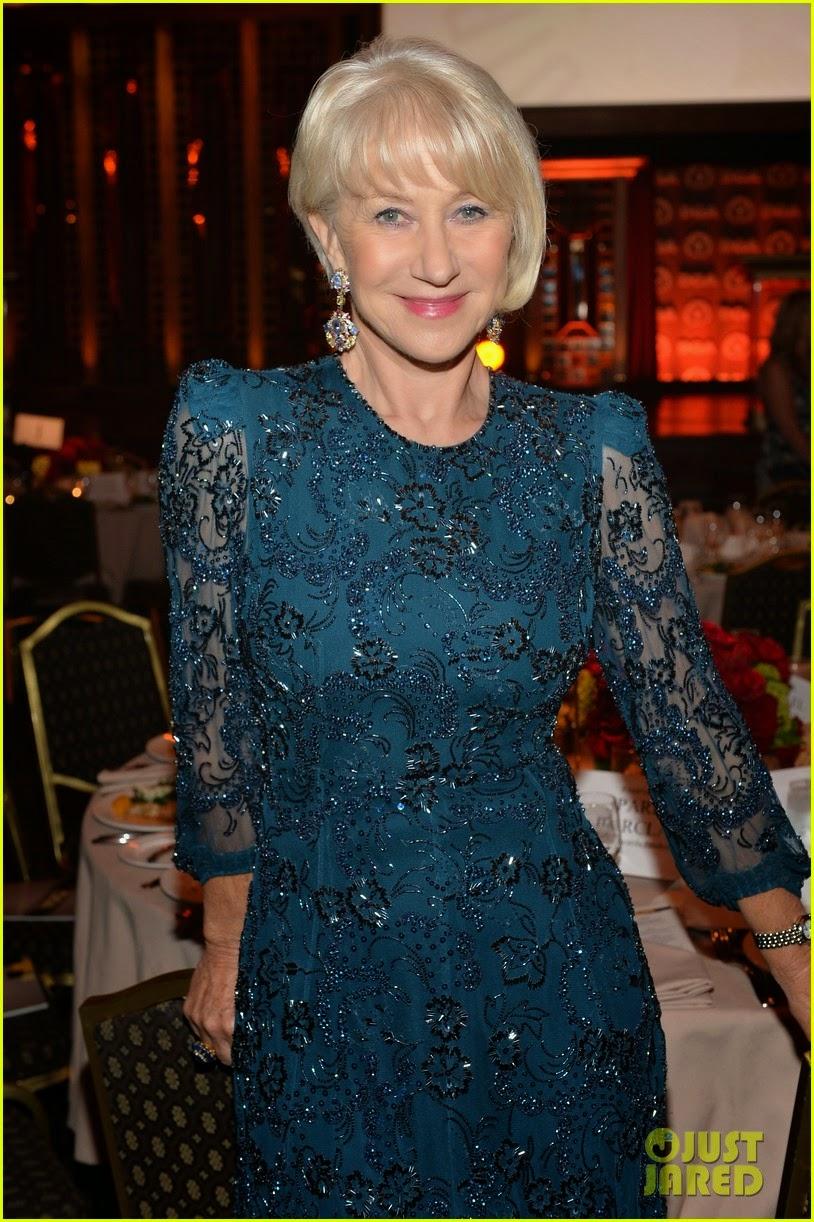 Helen Mirren style