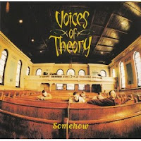 Voices Of Theory - Somehow (CDS) (1997)