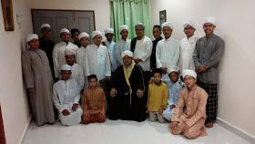 Syeikh Husni Ginting Al Azhari kunjung Taalim Asyairah 1 - 9 jun 2014