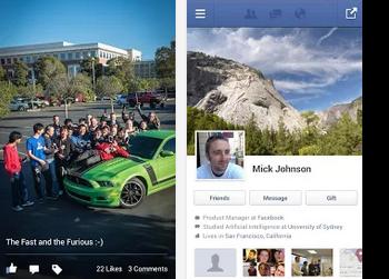 Facebook APK / APP 下載,Android 手機版專用(免費聊天、傳簡訊)