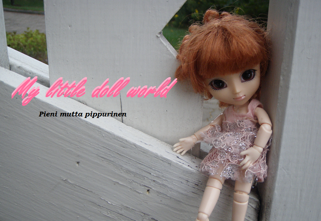 My little doll world