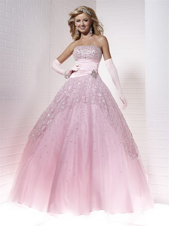 Fab6fongos by sweet fongos pink prom dresses 2013 for Pink homecoming dresses
