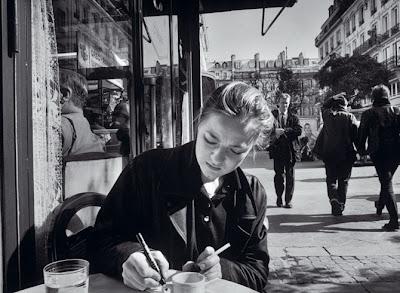 Editorial Anagrama, En el café de la juventud perdida