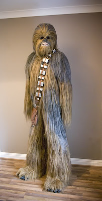 Homemade Chewbacca Suit Seen On www.coolpicturegallery.us