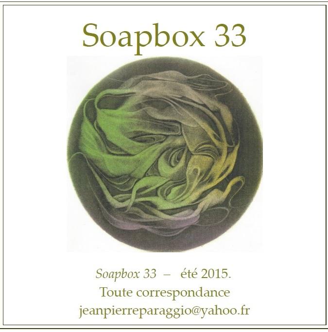 SOAPBOX 33, Feuillet de L'UMBO