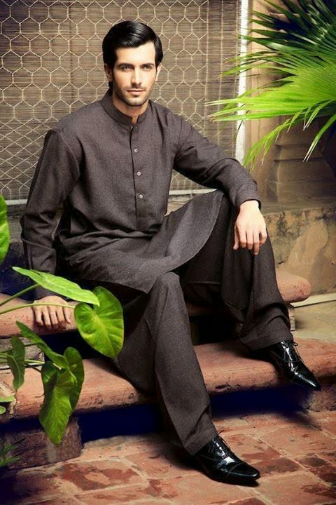 Dynasty Paulo Milano Men Collection 2014 - Shahzad Noor