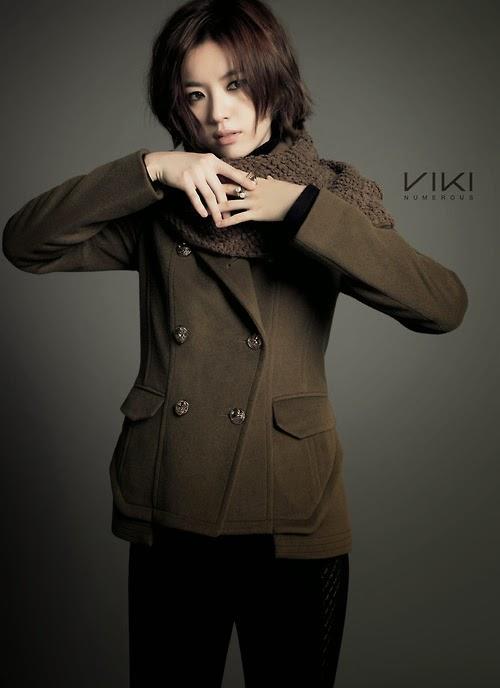 Han Hyo Joo Viki Photoshoot