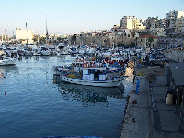 Heraklion (Kandiye) Limanı