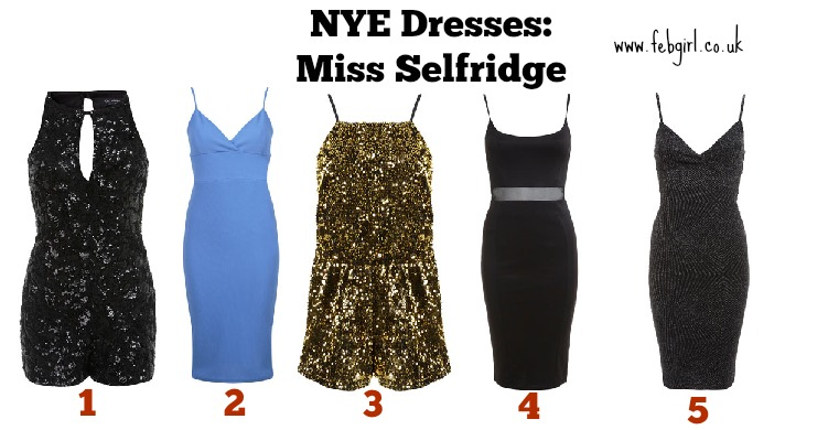 New Year's Eve Dresses