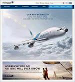 MAS Boeing 777 ads