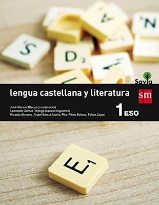 LIBROS DE TEXTO  Lengua castellana y literatura . 1 ESO. Trimestres Savia SM - Edición 2015  MATERIAL ESCOLAR : Curso 2015-2016  Comprar en Amazon España más baratos y al mejor precio: