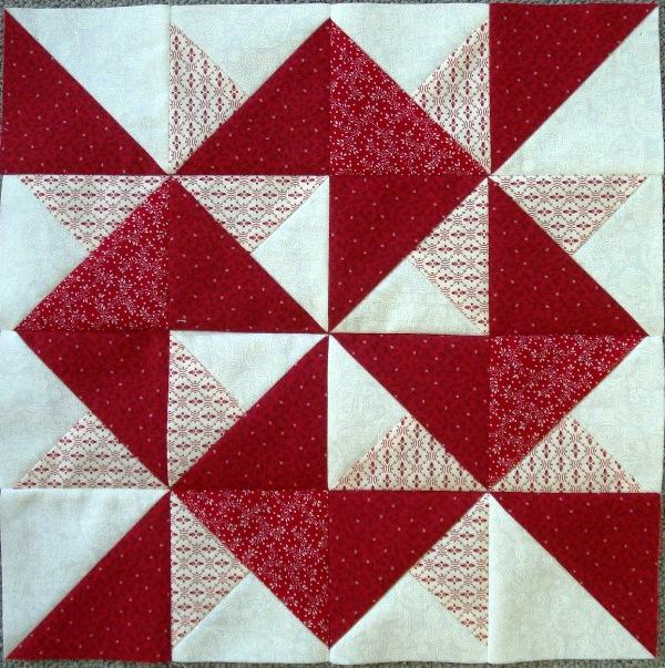#8 Alternate Block
