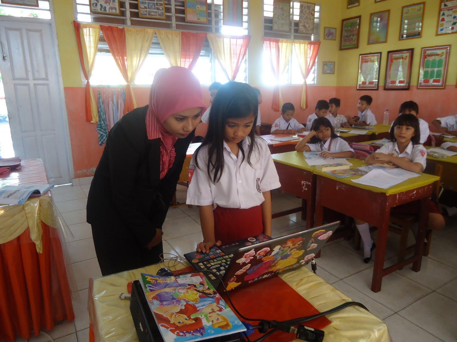 Kumpulan Skripsi Marghareta Meningkatkan Minat Belajar Siswa Dalam Materi Mengenal Peta
