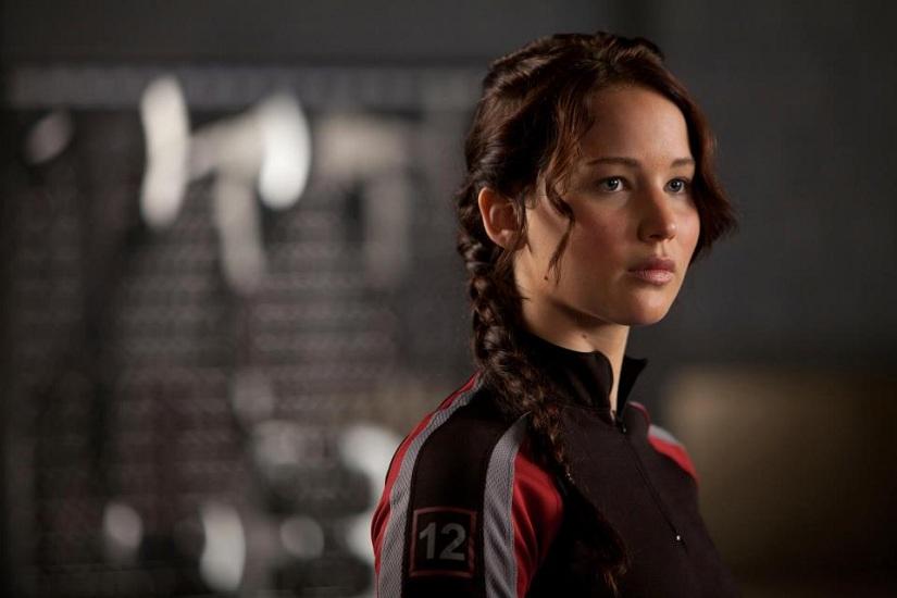 Jennifer Lawrence Hunger Games Katniss