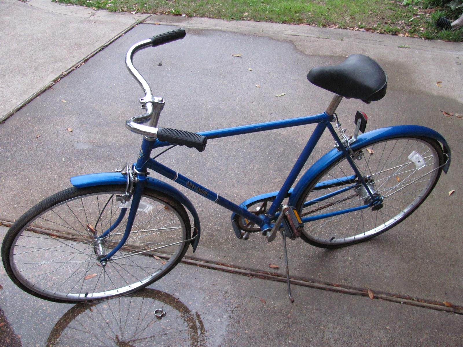Vintage 3 Speed Bikes Free Spirit Sheffield