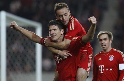 VFB Stuttgart 1 - 2 Bayern Munich (1)