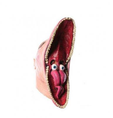 Máscara de Bitelchus Barbara
