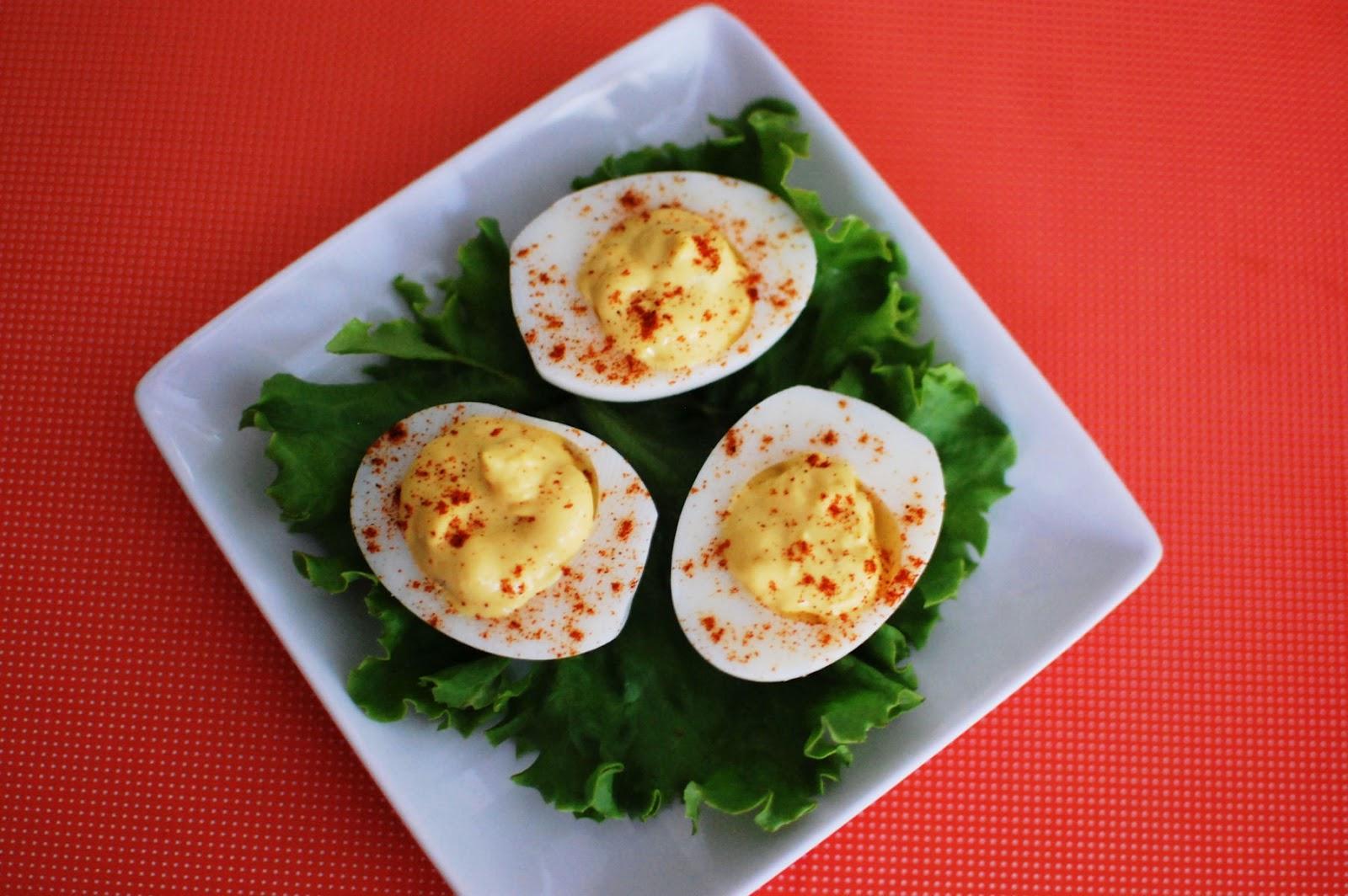 deviled eggs beantown baker