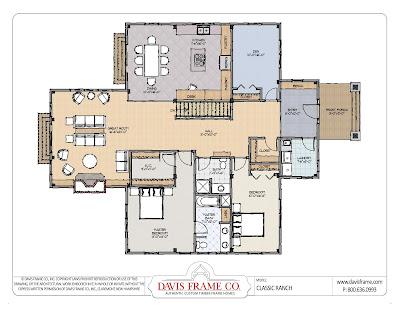 Retirement Timber Frame Home Plans Joy Studio Design