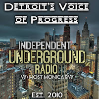 Independent Underground Radio LIVE - Michigan's Top Politics Podcast
