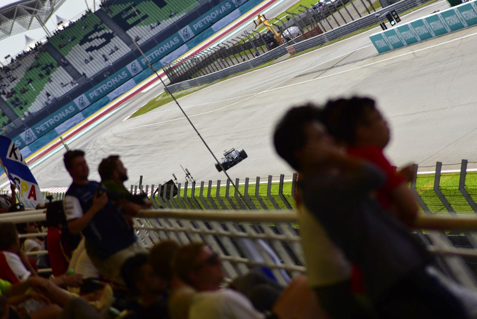 Sukan Permotoran iaitu Formula Satu