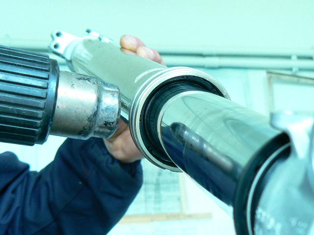 Pistone idraulico -