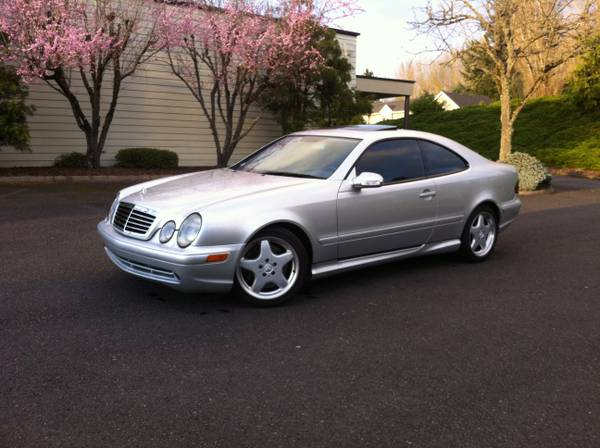 Daily turismo 13 of 50 donna 2002 mercedes benz clk55 for Mercedes benz clk55 amg