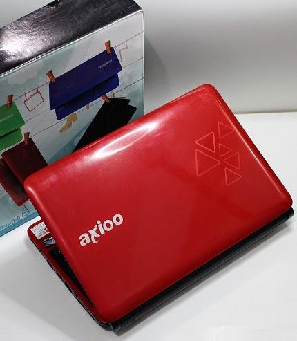 harga jual netbook bekas axioo pico cjw