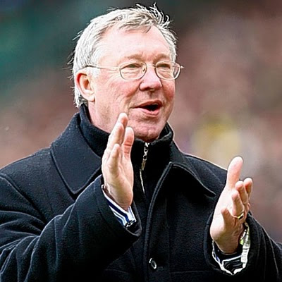 Sir Alex Ferguson Manchester United vs Chelsea 