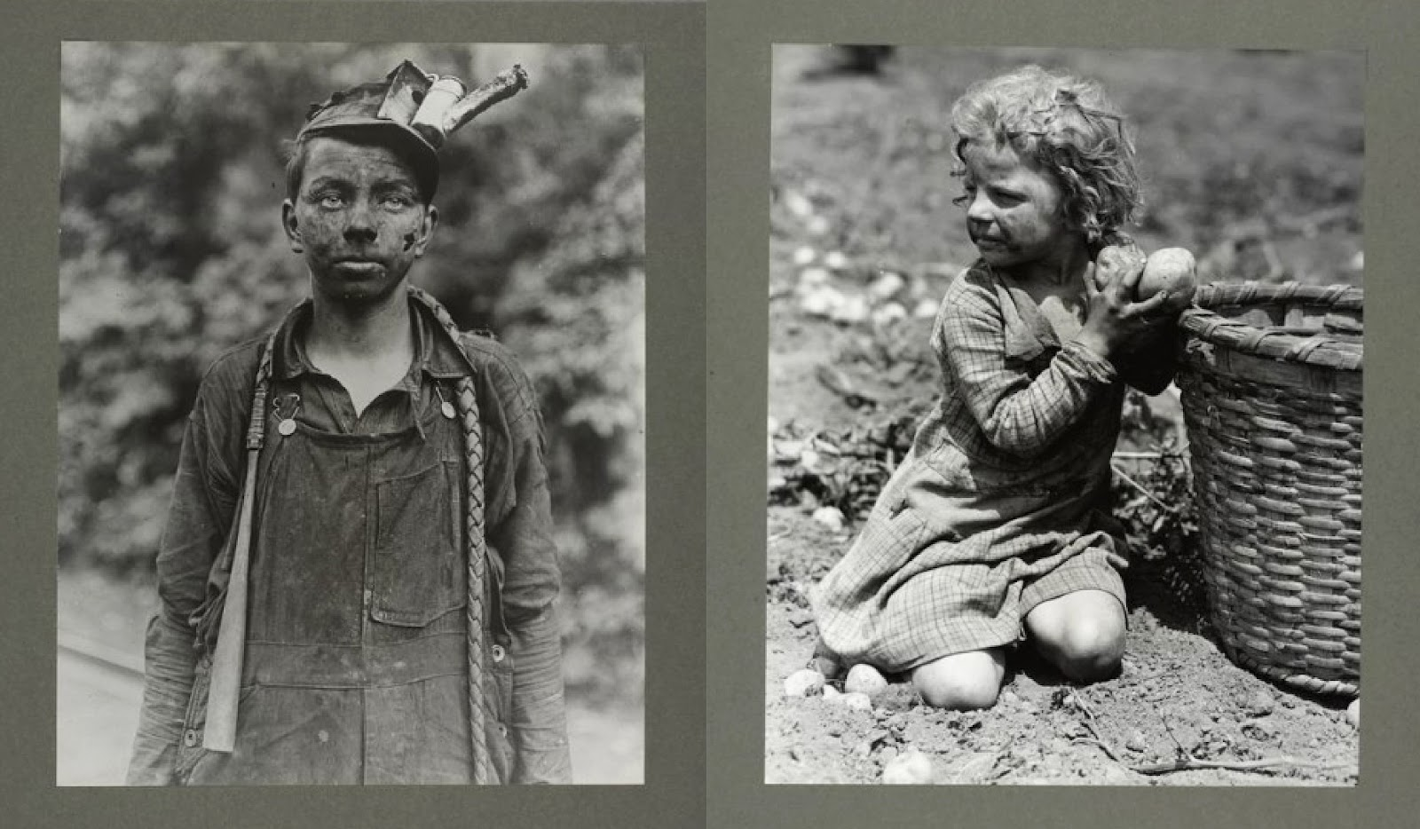 a history of child labor About lewis hine, the investigative photographer for the national child labor beareau from 1908-12.