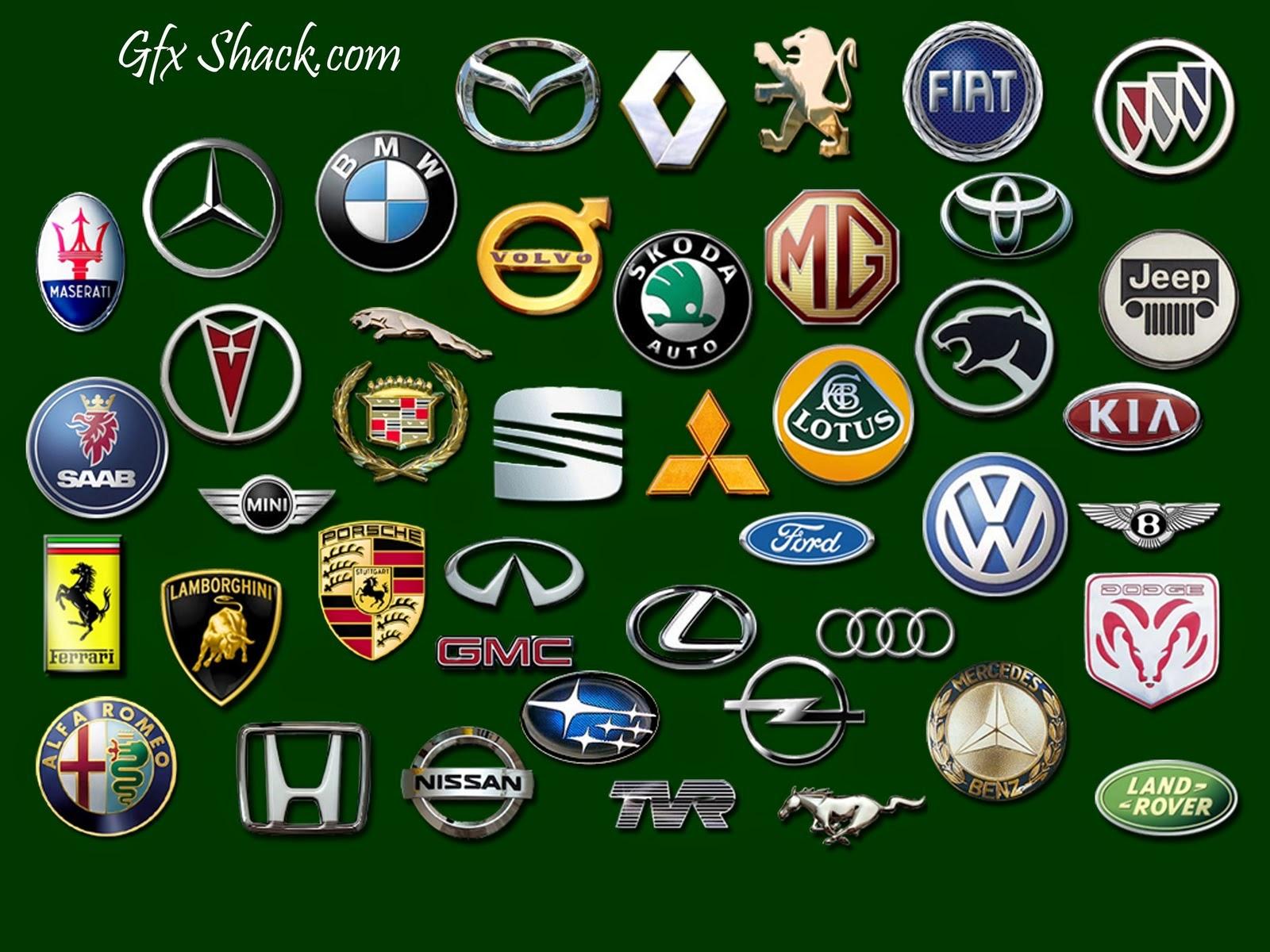 Auto Logos Images Car Logos