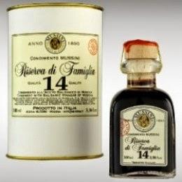 Mussini 14 Year Balsamic Vinegar, Riserva di Famiglia