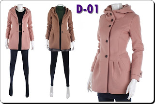 model jaket korea 2013