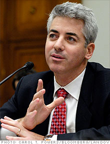 Bill Ackman - Ackman Victory With The Split Up Of Alexander & Baldwin?