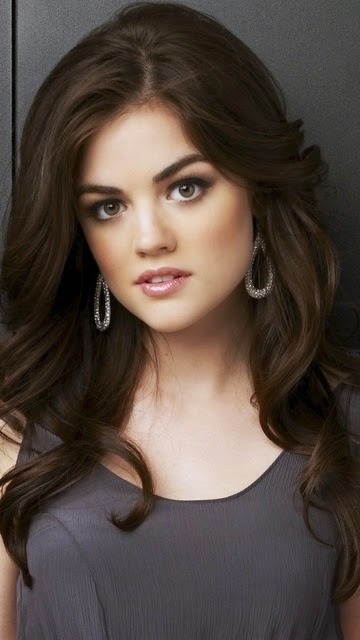 Actress Lucy Hale 360x640 Mobile Wallpaper