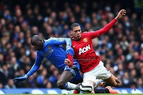 Chelsea VS MU FA CUP 2013
