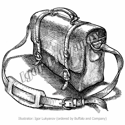dessin sac (sacoche)