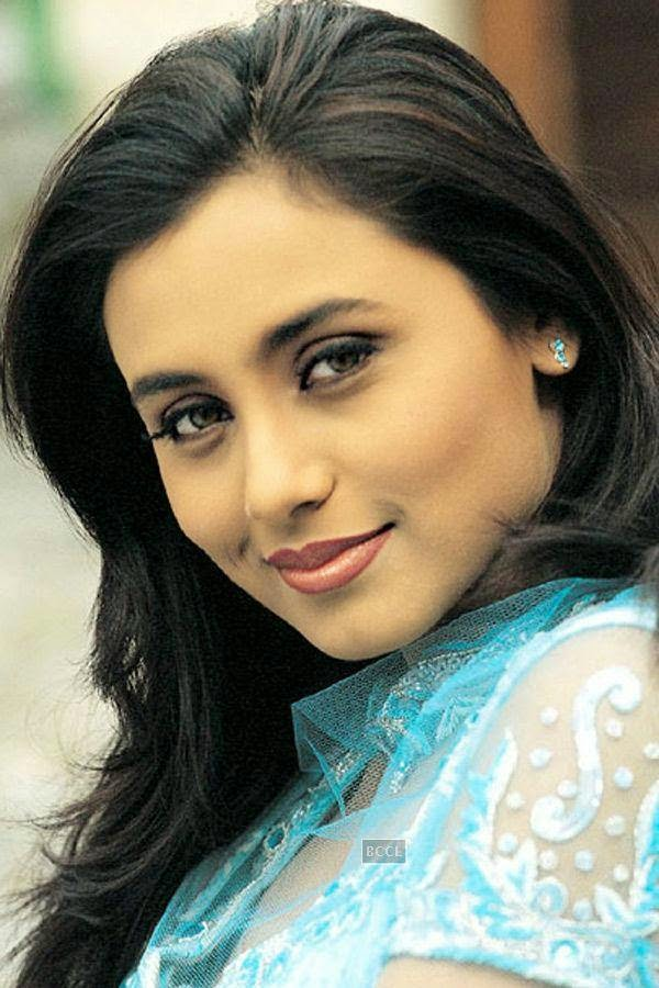 rani with beauty make up