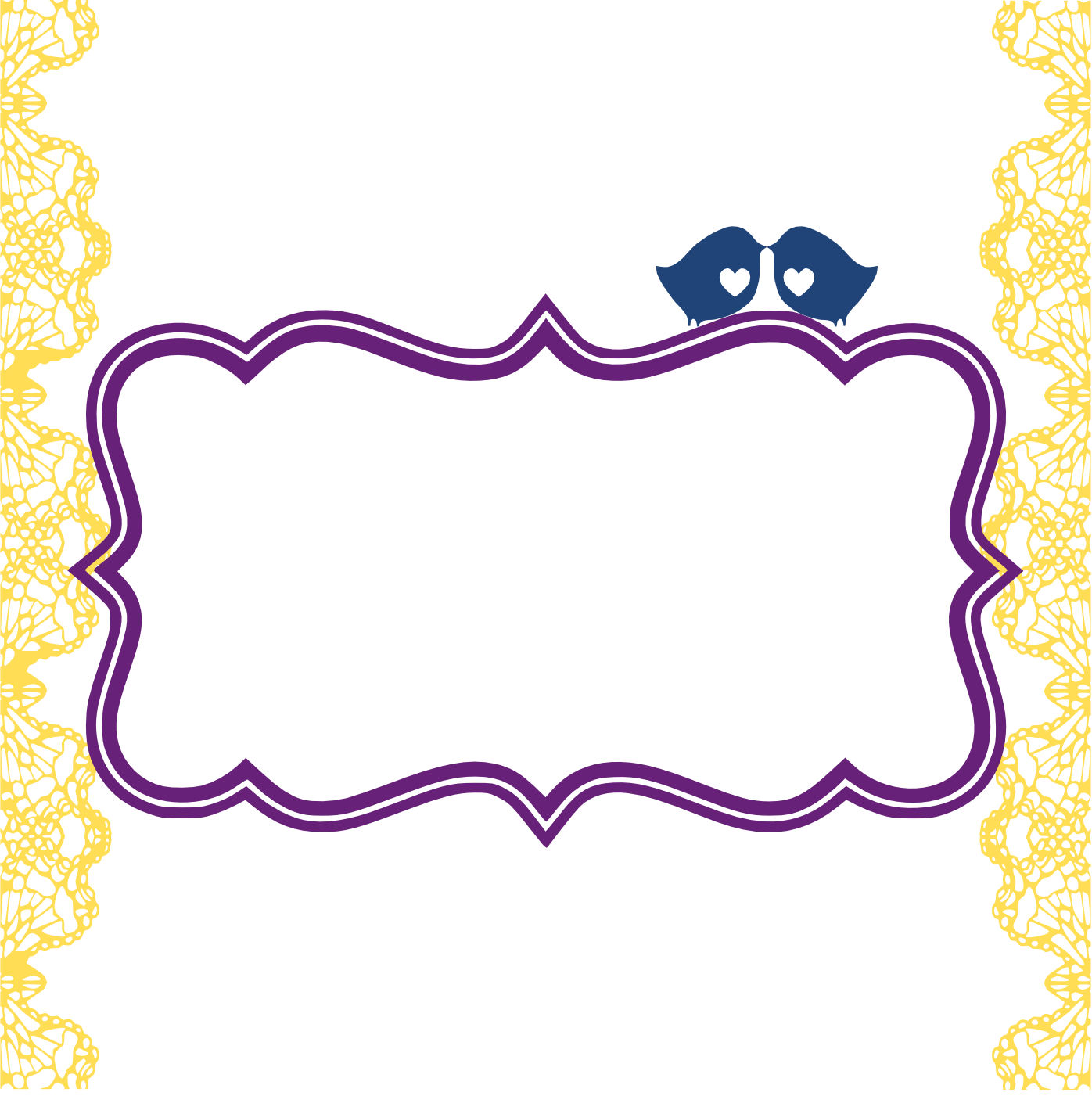 Signatures by Sarah Wedding Stationery for Lynsey – Wedding Labels Template