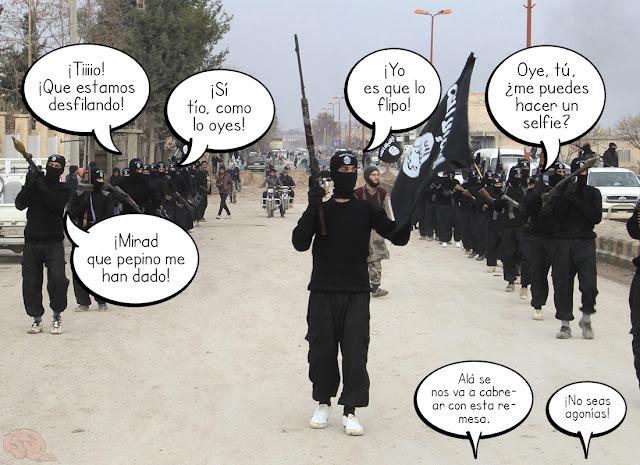 El hazmerreír del terror