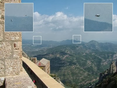 Turismo en Montserrat, ovnis