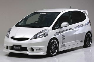 Gambar Modifikasi Honda Jazz RS