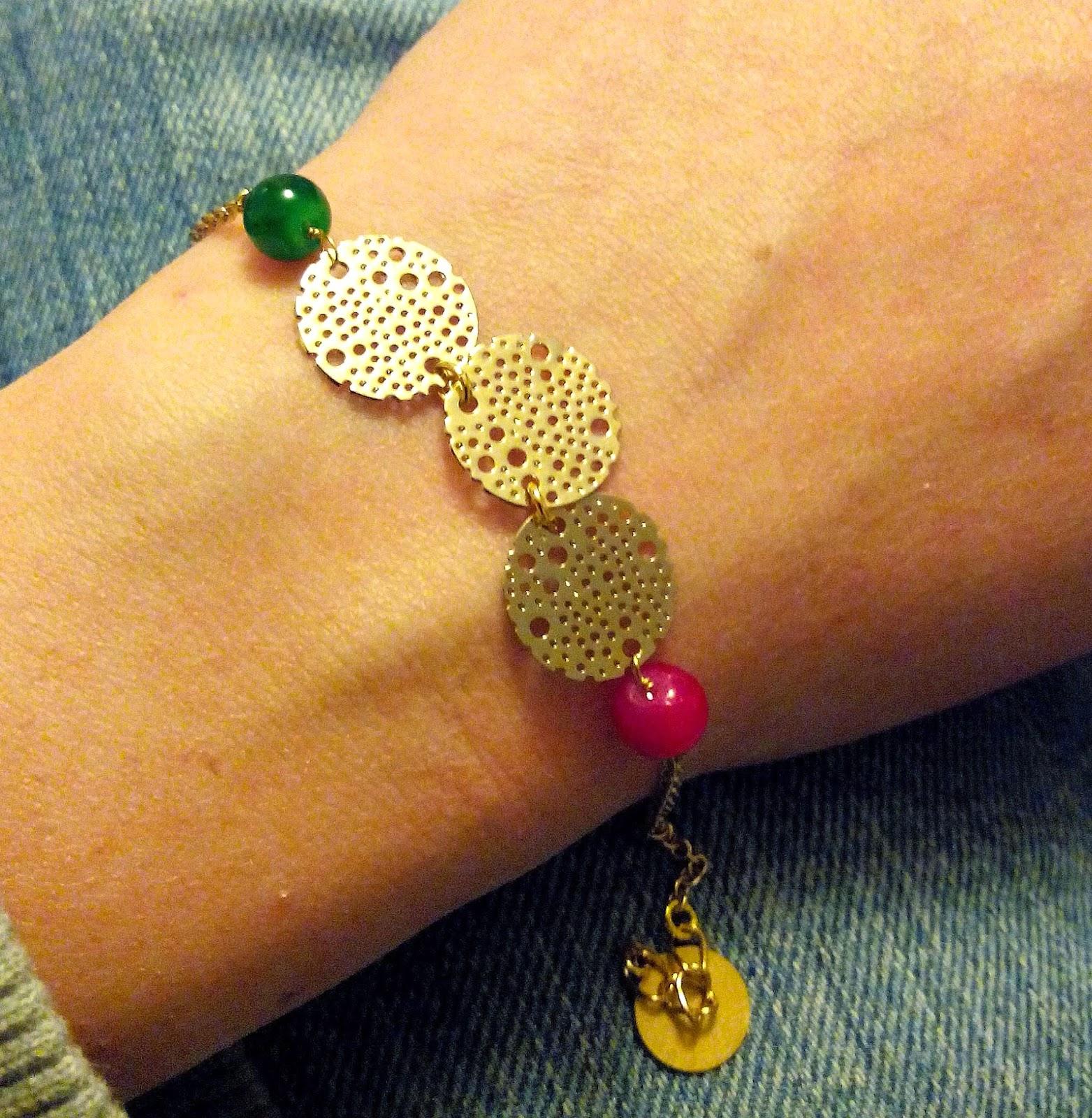 bracelet, bijoux, mpops, bullelodie